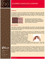 Download Tempering Chocolate fact sheet