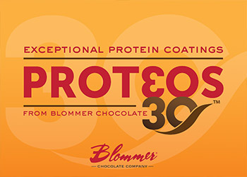 Blommer White Chocolate Infographic